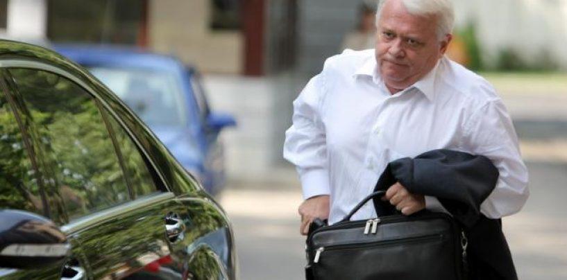 Viorel Hrebenciuc, doi ani de pușcărie pentru trafic de influență