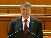 Klaus Iohannis: PSD este deja la limita unei guvernări diletante, foarte toxice