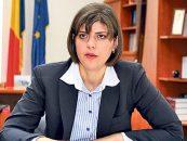 Laura Kovesi, anchetată de Inspecția Judiciară pentru modul în care a fost instrumentat dosarul Polaris