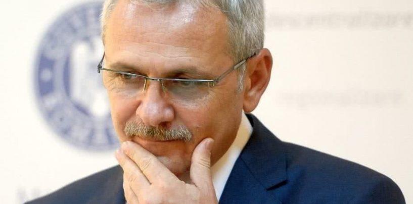 Situație dramatică la PSD. Liviu Dragnea, condamnat la 3 ani și 6 luni de pușcărie