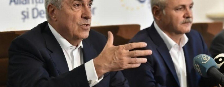 Răzbunarea liderilor coaliției: Dragnea și Tăriceanu refuză să participe la recepția ambasadei SUA