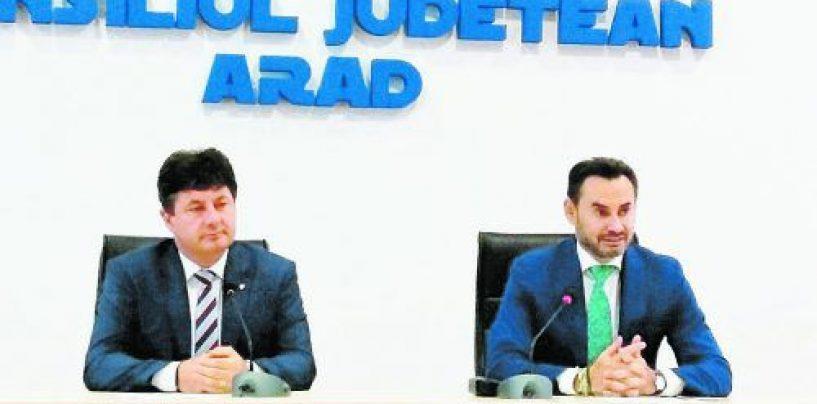 Cum își bate joc administrația Falcă de dezvoltarea județului Arad