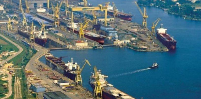 Un alt caz Alro? Guvernul cedează olandezilor conducerea șantierului naval de la Mangalia