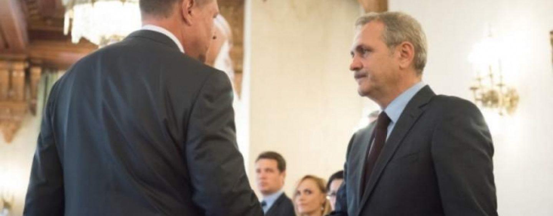 """Dragnea anunță suspendarea lui Iohannis. """"Este implicat în condamnarea mea"""""""