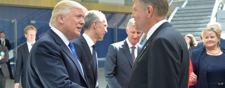 Iohannis a ratat întâlnirea cu Trump. Prea multe dispute în cadrul NATO