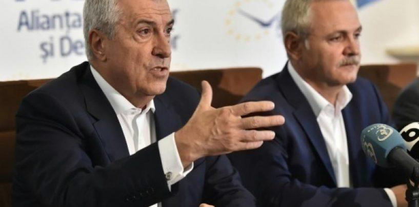 Liviu Dragnea deschide Cutia Pandorei în partid: Tăriceanu ar putea fi candidatul alianței PSD-ALDE