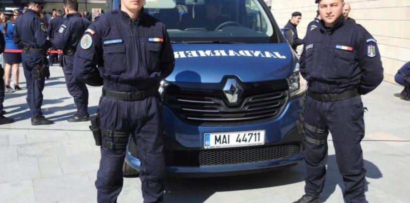 Jandarmeria Română: Nu suntem trupe pretoriene