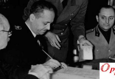 În anul Centenarului, comemorăm victimele regimului horthyst. Cum l-au ajutat Hitler și Mussolini pe Horthy să ocupe NV Ardealului