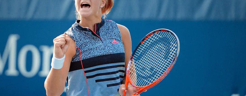 Muguruza eliminată de la US Open de o jucătoare aflată pe locul 202 WTA
