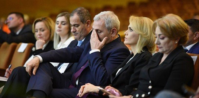 A apărut scrisoarea rebelilor din PSD: Demisia, Liviu Dragnea. Semnatari: Stănescu, Firea și Țuțuianu