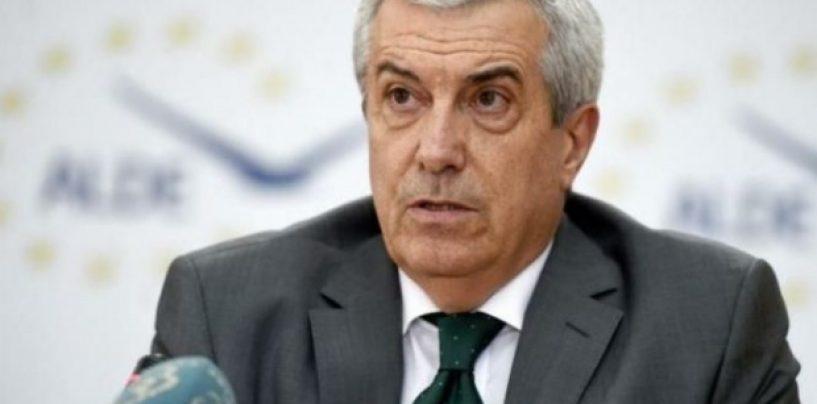 Călin Popescu Tăriceanu, urmărit pas cu pas. Microfoane în toată casa