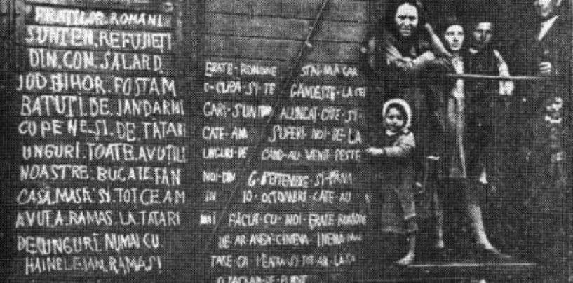 Ce au îndurat românii ardeleni, care au făcut  Marea Unire, în vremea dictaturii  hortyste