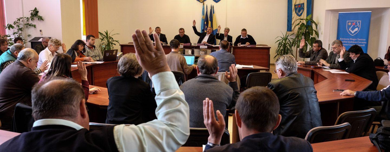 Batjocură de Ziua Armatei Române. Consilierii județeni din Covasna au comemorat victimele maghiare din timpul marelui război