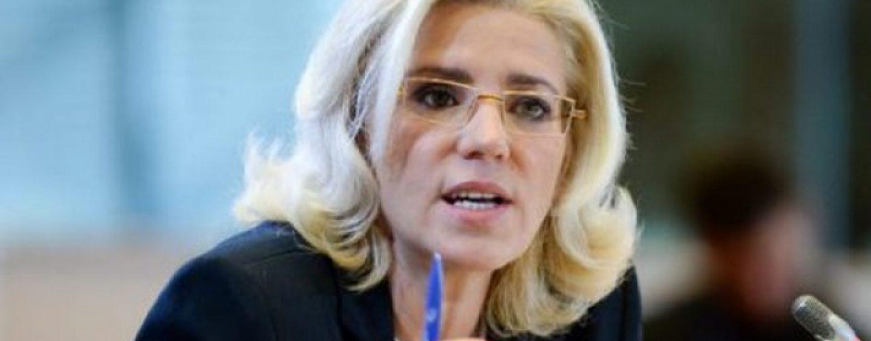 Corina Crețu: Lipsa infrastructurii blochează dezvoltarea României