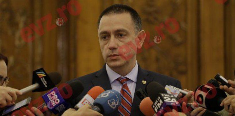 Ministrul Apărării, Mihai Fifor, și-a dat demisia din funcție