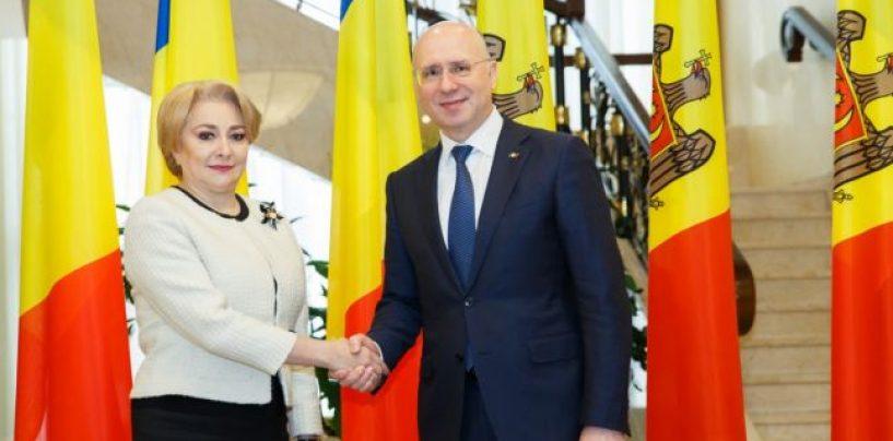 Cum se poate realiza unirea Romaniei cu Republica Moldova? Raspuns: prin infrastructura