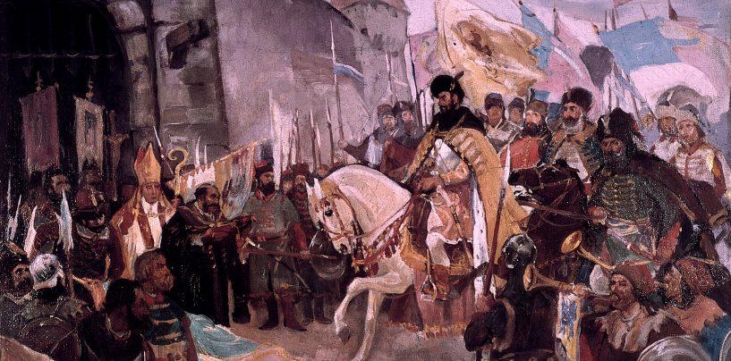1 noiembrie 1599 – Intrarea lui Mihai Viteazul în Alba Iulia. 419 ani de Istorie