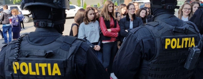 Un caz revoltător! Un polițist din Alba își terorizează singurul copil