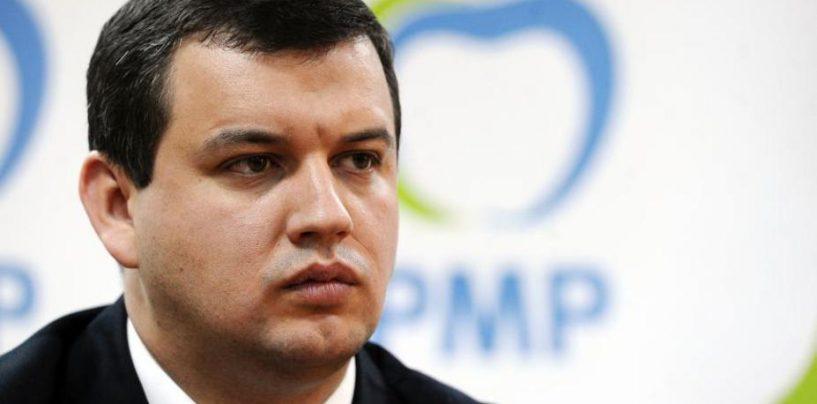 PMP lanseaza, din nou, o provocare, intregii opozitii: semnarea motiunii de cenzura impotriva Guvernul Dancila