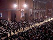 Catedrala Mânturii Neamului, sfințită în prezenta a zeci de mii de oameni