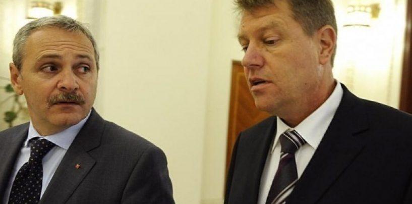 Iohannis – Dragnea, față în față: Un accident al democrației versus un fake news