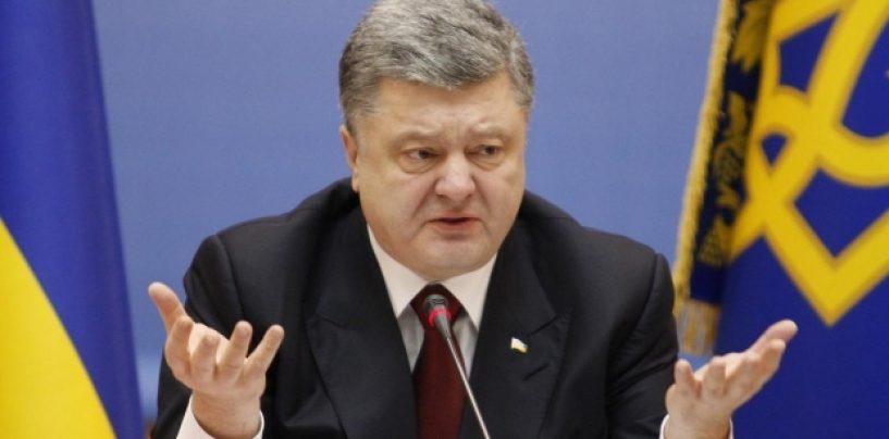 Din nou război, în apropierea granițelor. Președintele Ucrainei își cheamă poporul la oaste