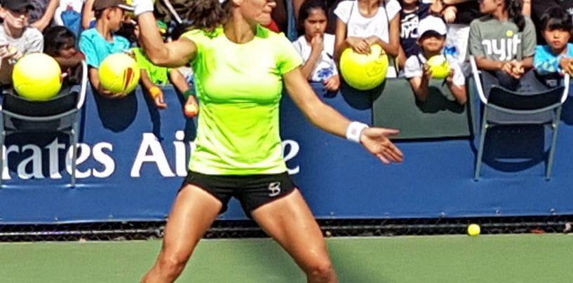 Monica Niculescu pe tabloul principal de la WTA Shenzhen, Ana Bogdan învinsă în primul tur