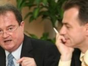 Dispută între Blaga și Orban pe partidul lui Traian Băsescu