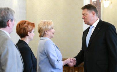 Klaus Iohannis: Guvernul să vină rapid cu o soluție la legea recursului în compensație