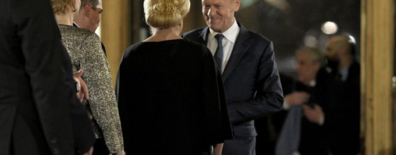 Respect maxim! Polonezul Donald Tusk a ținut un superb discurs într-o curată limbă română