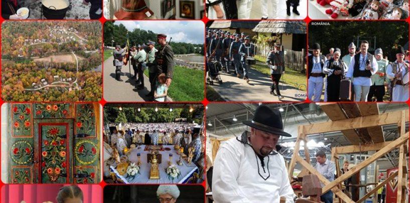 Fenomenul Astra de la Sibiu. Muzeul Civilizației Populare, o rețetă de succes în promovarea valorilor naționale