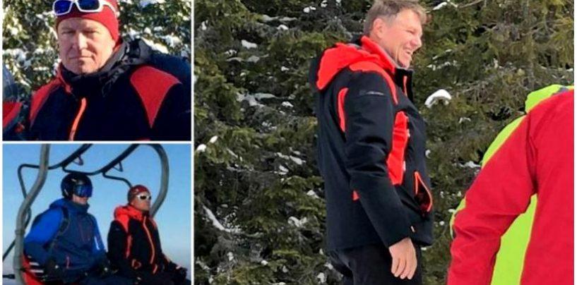Distracția președintelui Iohannis dăunează grav turismului la Păltiniș