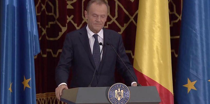 Ce înseamnă România pentru Donald Tusk: Prima mea mașină a fost o Dacie. Socrul fiului meu conduce o Dacie Duster