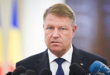 """Inspecția Judiciară: Klaus Iohannis, un dosar penal """"in personam"""". În alte 16 a primit NUP"""