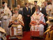 Act istoric: Bartolomeu al Constantinopolului semnează independența Bisericii ortodoxe ucrainiene față de Moscova