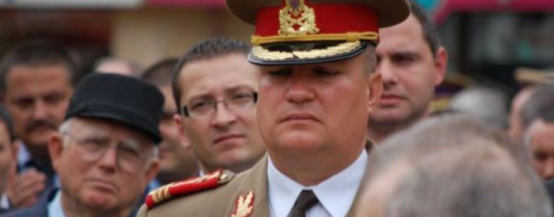 Decizie a instanței: Capul Armatei, suspendat din funcție