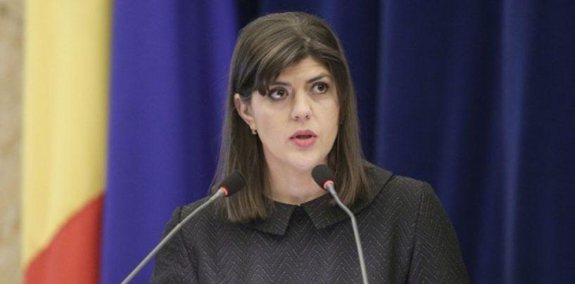 Laura Kovesi, pe primul loc pentru șefia Parchetului European