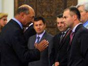 Traian Băsescu își reactivează partenerii din vremea regimului său, pentru europarlamentare