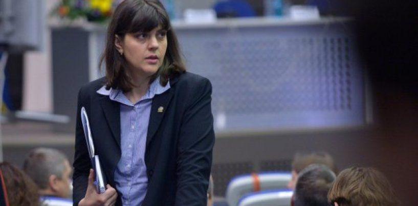 Laura Codruța Kovesi, pusă sub urmărire penală pentru abuz în serviciu și luare de mită