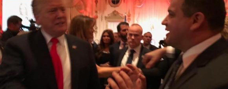 O invitație cât politica externă a României. Eurgen Tomac, acasă la Donald Trump