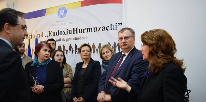 Scandalu-i cât casa! Blocaj total în activitatea Institutului Eudoxiu Hurmuzachi