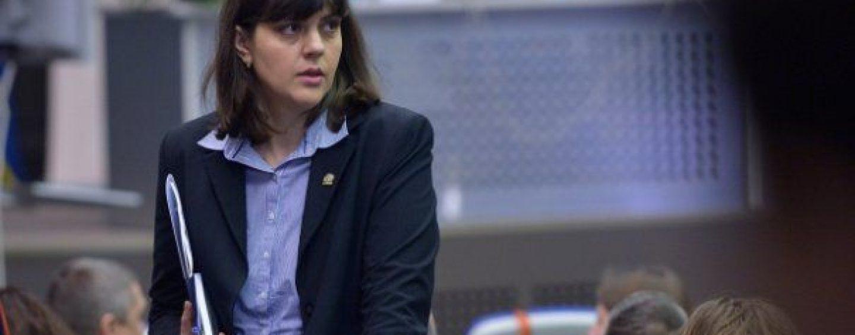 Laura Codruța Kovesi, sub control judiciar. Are interzis să părăsească țara