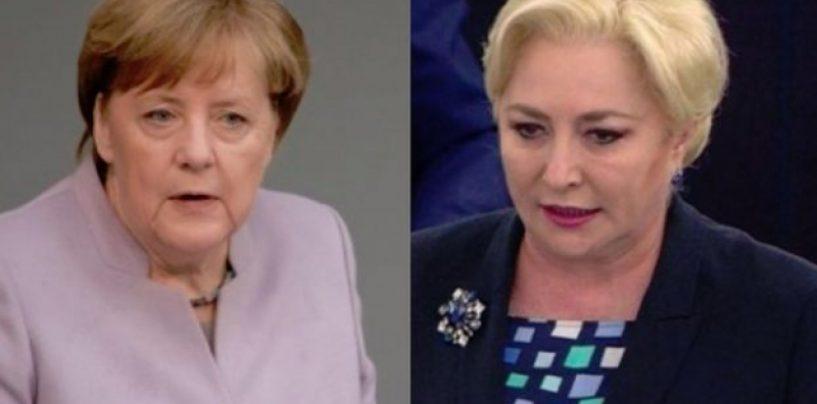 Guvernul german: Premierul Viorica Dăncilă, pe lista celor mai puternice femei, din funcții publice, din lume