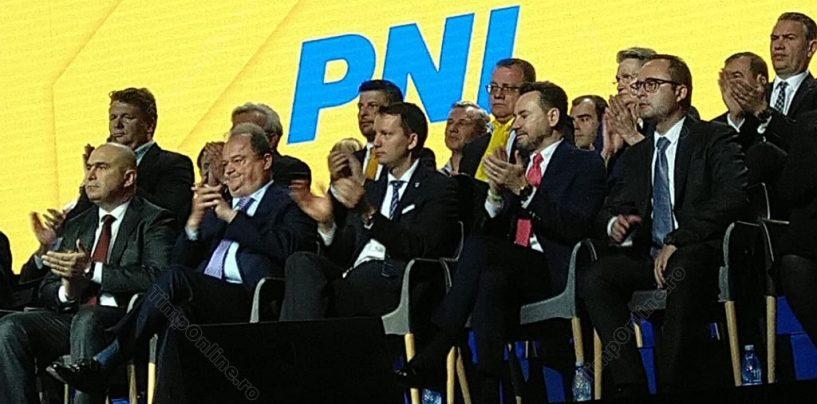Lista PNL pentru PE, girată de Iohannis. Cine nu trece clasa la capitolul integritate morală