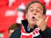 Fostul internațional, Michel Platini, arestat preventiv pentru luare de mită