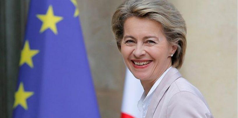 Au ales până au cules! Cel mai slab ministru al Germaniei, propus pentru funcția de președinte al CE