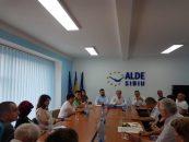 ALDE Sibiu: Dan Barna, un prezidenţiabil din filme SF