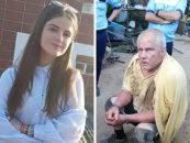 Încredibil! Tatăl fetiței a spart ușile la percheziții. Polițiștii au fost doar spectatori
