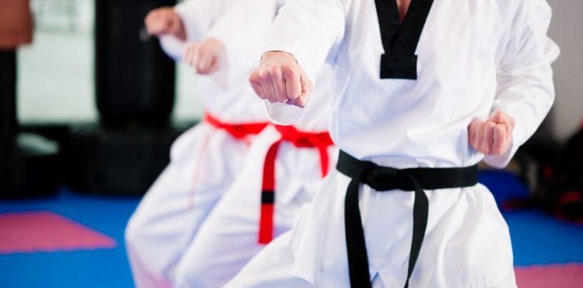 5 AVANTAJE de care te bucuri daca alegi sa practici ARTELE MARTIALE!