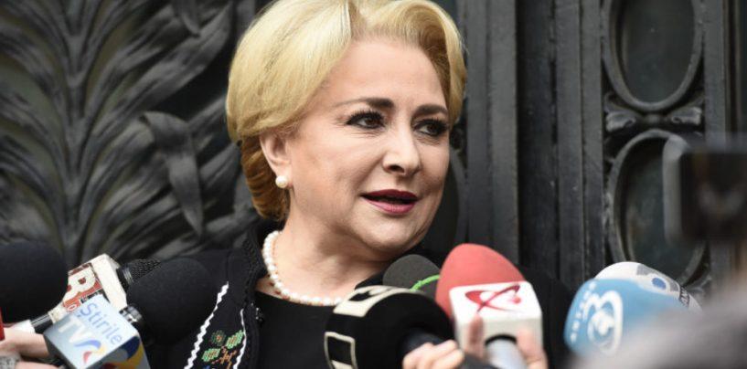 Viorica Dăncilă, posibil candidat al PSD pentru prezidențiale